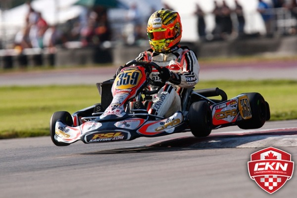 CRG launch official Rotax team